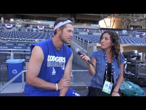 Clayton Kershaw on High  Expectations, Koufax, Greinke & Opening HR