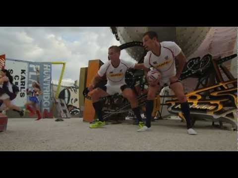 2013 USA Sevens Rugby Commercial - &quot;Let's Go&quot;