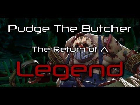 [Dota2 Movie] Pudge The Butcher [The Return of a Legend]