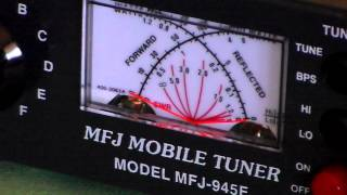 MFJ945E On-Air Test.