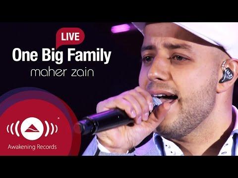 Maher Zain - One Big Family | Awakening Live At The London Apollo...