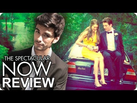 Review   THE SPECTACULAR NOW (Shailene Woodley. Miles Teller)