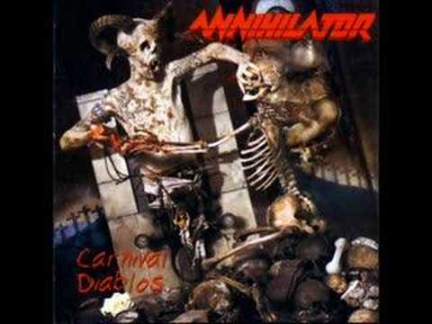 Annihilator - The Rush