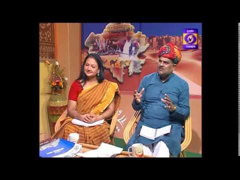 Dr Modis Breakfast Talk Show at DD Rajasthan || Full Version