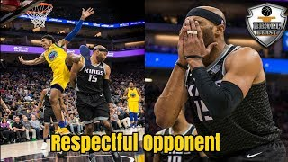 "NBA ""Respectful Opponents"" Moments"