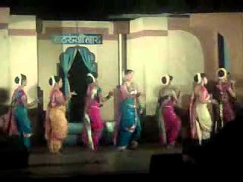 Surekha Punekr  Lavni .. video