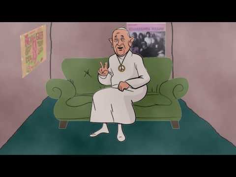 Frank the Hippie Pope