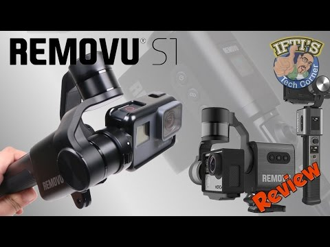 Removu S1 : The Ultimate GoPro Gimbal? - REVIEW