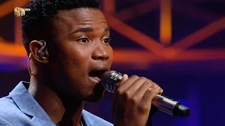 "Idols SA Season 12 | Top 6 | Thami - ""All I Could"""