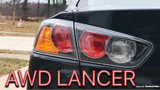 REVIEW 2017 Lancer ES 2.4L AWD| My New Daily!