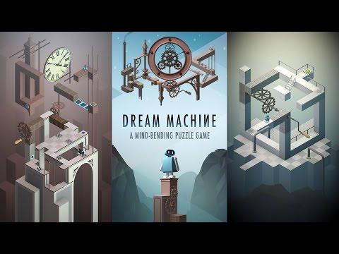 Dream Machine : The Game (by GameDigits Ltd) - Universal - HD Gameplay Trailer