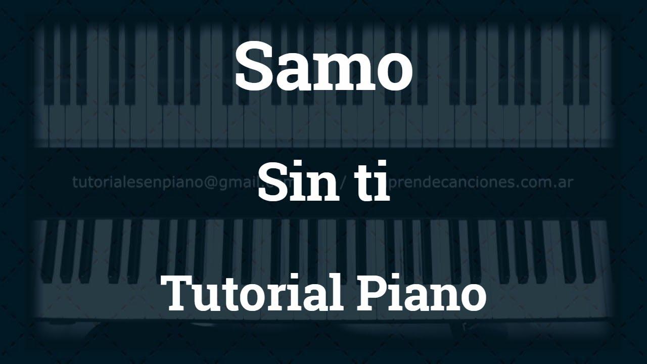 Descargar Samo - Sin Ti gratis mp3 movil - musicaatoanet