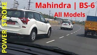 #BS6 #FirstOnYoutube Mahindra XUV500 BS6 Testing along with TUV300 & Bolero