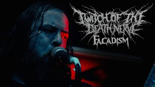 TWITCH OF THE DEATH NERVE - FACADISM [OFFICIAL MUSIC VIDEO] (2021) SW EXCLUSIVE