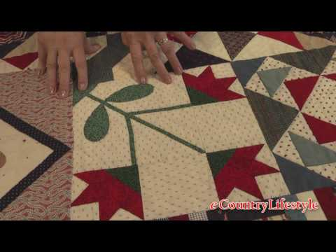 Part 1 History of Traditional and Contemporary Quilting