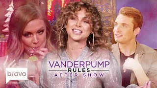 Lala Kent Talks Meeting Randall & James Secretly DJs At SUR   Vanderpump Rules After Show (S7 Ep22)