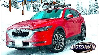 2019 Mazda CX5 2.5 Turbo CUV – More than just more Turbo power -  FIRST DRIVE REVIEW