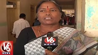 Special Story On Irregularities, Patients Problems At Ramannapet Area Hospital