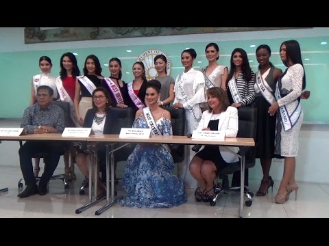 'Duterte cannot be a judge in Miss Universe pageant'