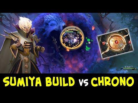Sumiya BUILD to counter Chrono and Black Hole — Invoker Aeon Disk
