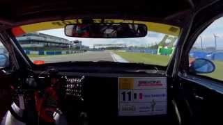 Britcar Sports and Touring Cars Championship - Donington National Luca Demarchi on board