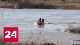 Паводок в Саратовской области пошел на спад - Россия 24