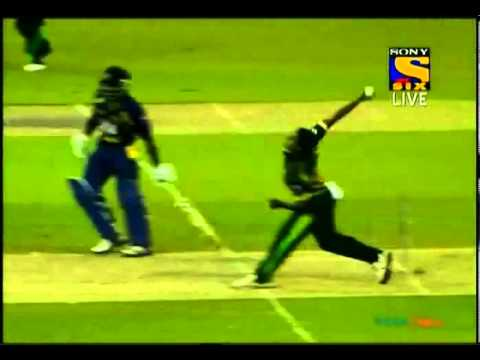 Pakistan vs Sri Lanka 2nd T20 Highlights   13th Dec 2013 ~~ Part -- 03