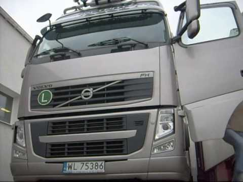 Inter-Trans-Sped New Volvo FH 520