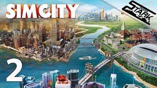 SimCity - 2.Rész (Következő Város) - Stark LIVE