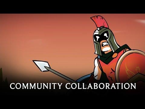 Helmet Bro: The Animated Series - Pantheon Rises | League of Legends Community Collab