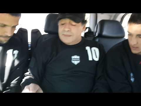 Diego Maradona - Tactica desde su casa a Riestra