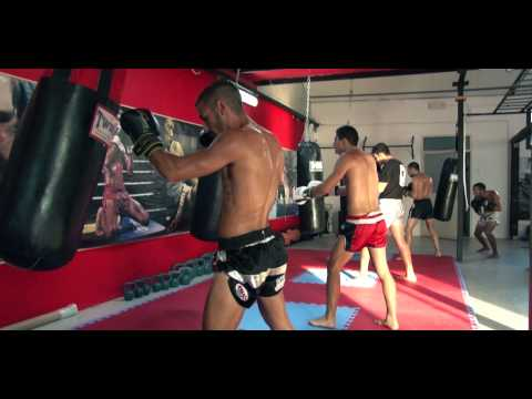 Muay Thai Training - CERBERO GYM 2012 Image 1