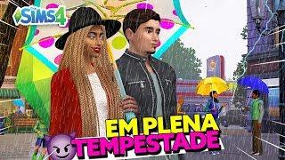 OBA OBA NA TEMPESTADE 😈⛈ | The Sims 4 - Ep. 9
