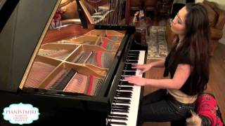 @BrunoMars - Marry You ♡ @Pianistmiri ♧ Official Music Video Piano Cover