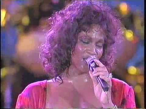 Whitney Houston - Jesus Loves Me - HQ Live