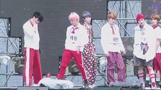 download lagu 170722 The Show Nct127 - Cherry Bomb Rehearsal Doyoung gratis