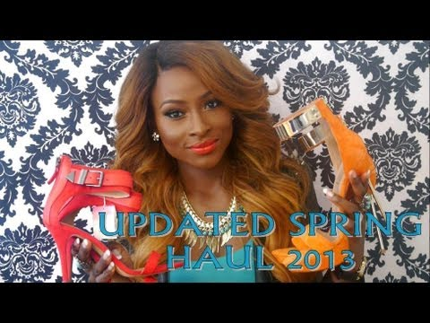 Updated Spring Fashion & Makeup Haul- ASOS, Zara, H&M, MAC Fashion Sets