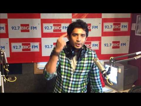 Big Fm RJ and Maa Music VJ Rockstar Ravi about CampuSpree