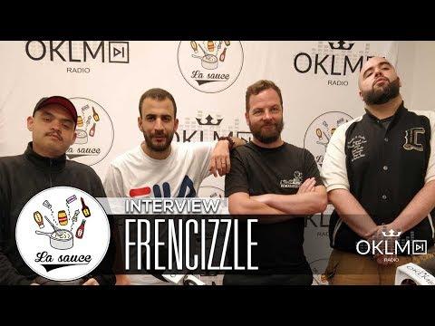 FRENCIZZLE ( Beatmaker pour CHIEF KEEF, BOOBA....) - #LaSauce sur OKLM Radio 18/06/18 thumbnail