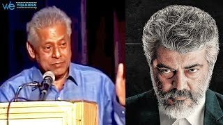 Ajith's powerful performance in Ner Konda Paarvai climax - Delhi Ganesh reveals the secret