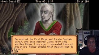 King's Quest III: To Heir Is Human - Treasure Island and Ordeal #3 The Director's Cut