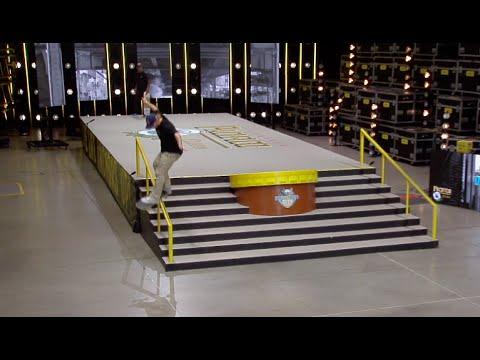 Pacifico Downtown Open Recap Round 2: Jamie Foy Vs. Felipe Gustavo | Live Game of SKATE