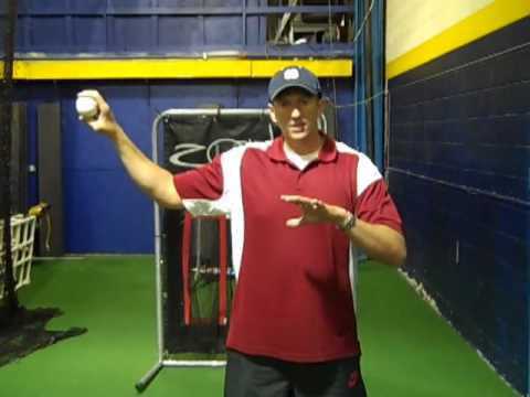 How to Throw a Curveball Pitching Video