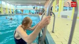 92-jarige vrouw zwemt nog bijna elke dag