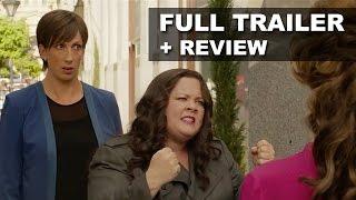 Spy Trailer 2 + Trailer Review - Melissa McCarthy, Jason Statham : Beyond The Trailer