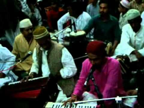 Pak Colony 2011 March 12 Ali Muhammad Taji Part-6 Khwaja Moinuddin Sharif Qawali video