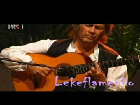 Concierto Paco de Lucia en Pula con La Tana y Monte Cortes 2º