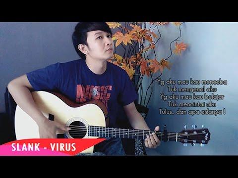 (Slank) Virus - Nathan Fingerstyle | Guitar Cover