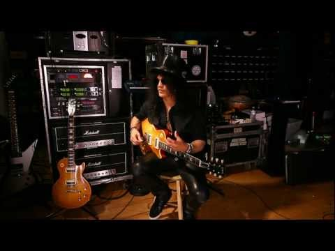 Slash Play Tests The New Ernie Ball Cobalt Electric Guitar Strings