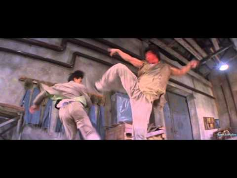 ☯ Jackie Chan Vs Ken Lo (drunken Master Ii) Final Fight Hd ☯ video